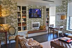 5- Treehouse Living Room